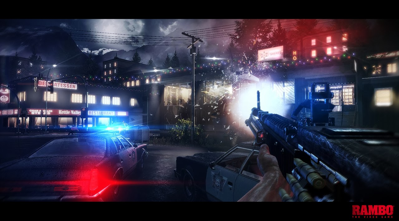 videojuego fps accion shooter pelicula