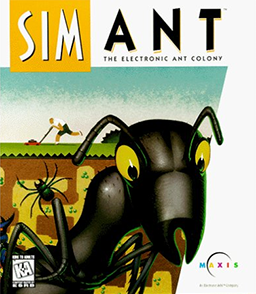 SimAnt: The Electronic Ant Colony SimAnt+-+The+Electronic+Ant+Colony