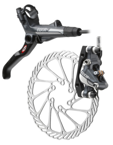 AVID ELIXIR R BRAKE SET F&R 185-160MM