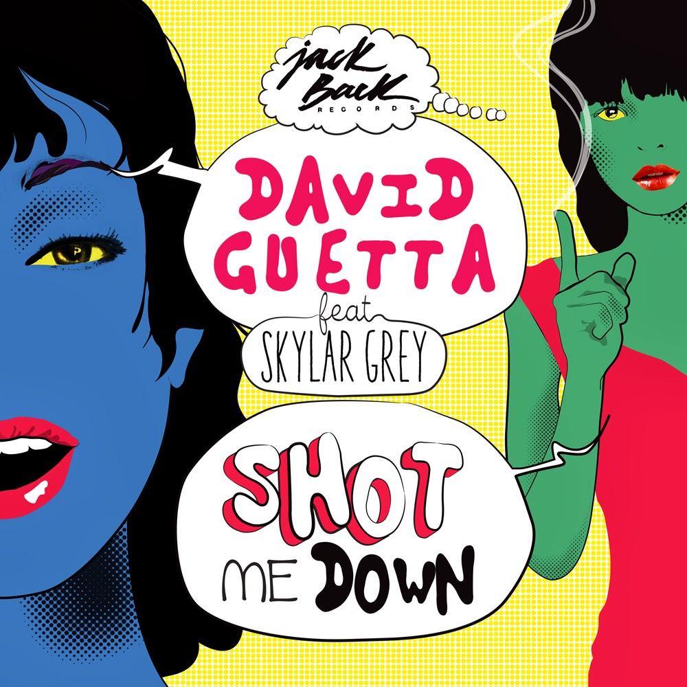 David Guetta ft. Skylar Grey - Shot Me Down