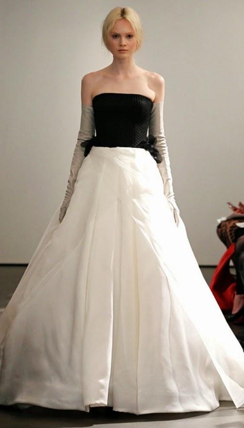 Vera wang wedding dresses 2014 vera wang bridal spring for Vera wang 2014 wedding dress