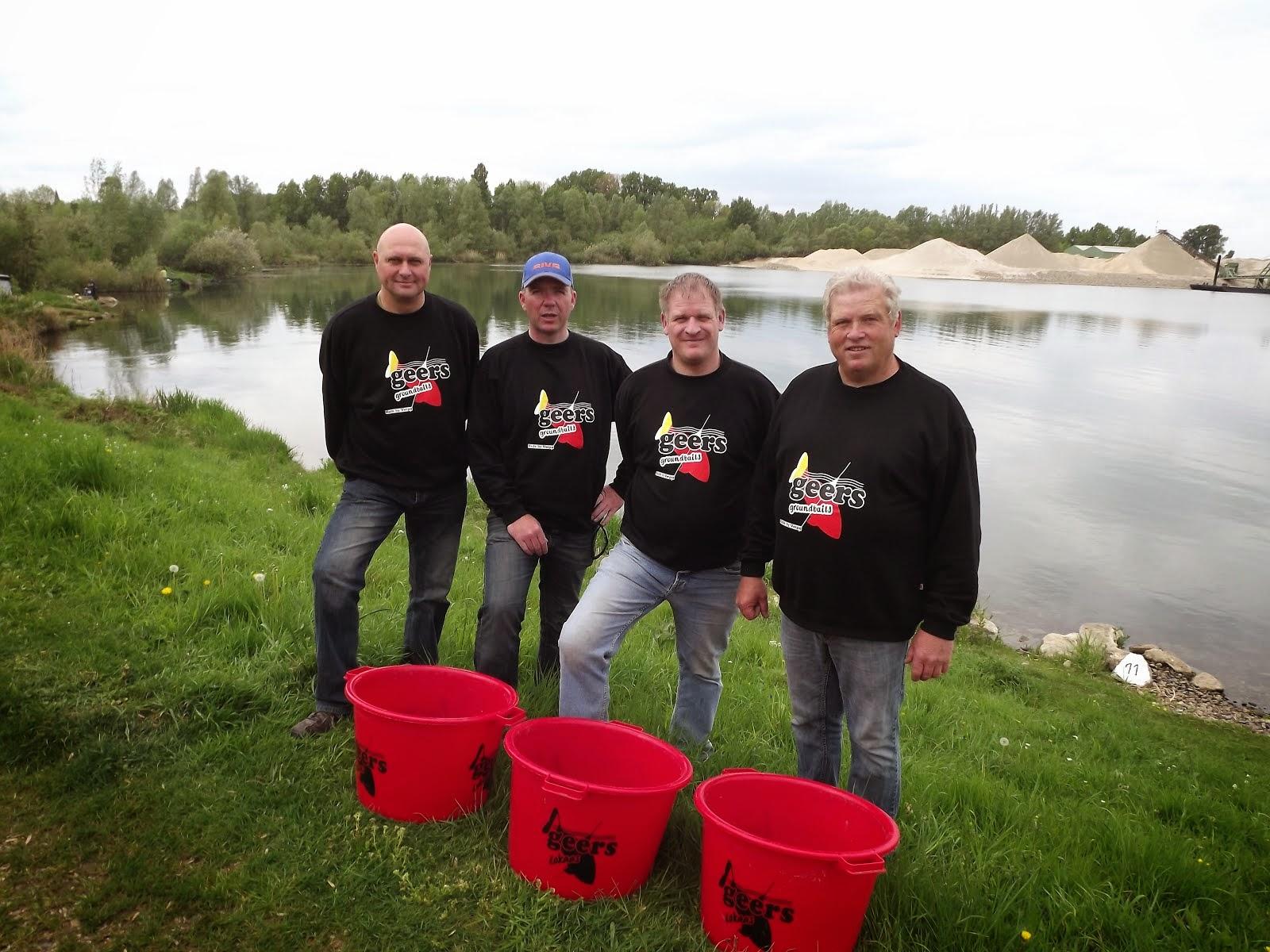 Team Geers-Verpa Limburg Belgie