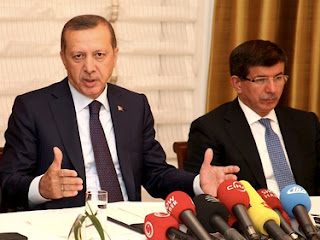 Photo of Turkey's Foreign Minister Ahmet Davutoğlu
