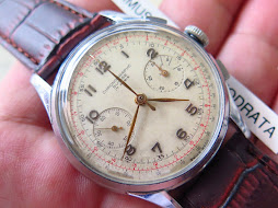 CHRONOGRAPHE SUISSE - MANUAL WINDING