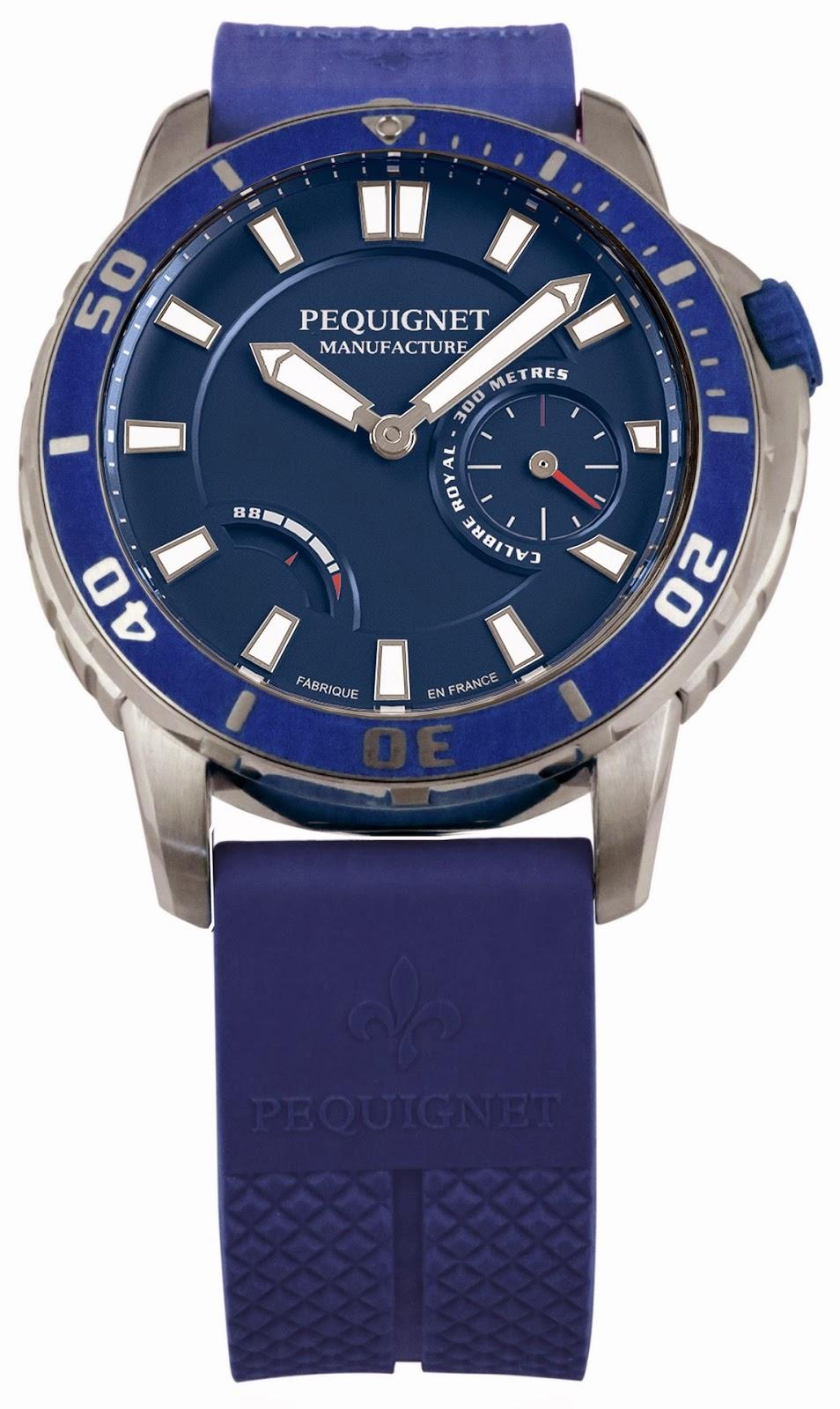 Montre Pequignet Royale 300