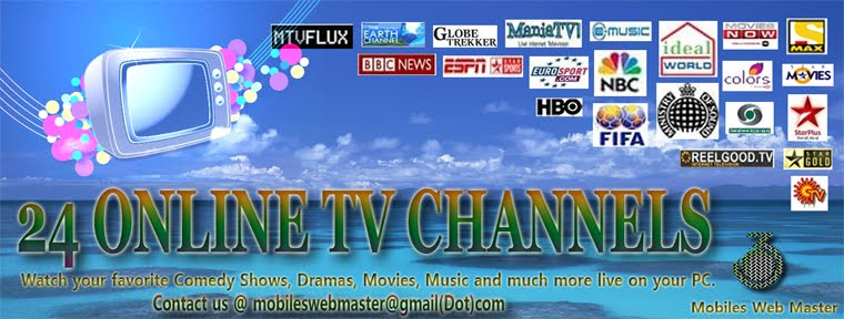 24 Online TV Channels