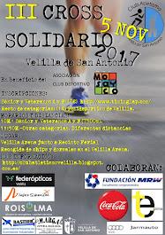 """III CROSS SOLIDARIO """"PROYECTO MOSAYCO"""""""