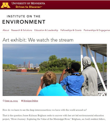 http://environment.umn.edu/news/art-exhibit-we-watch-the-stream/