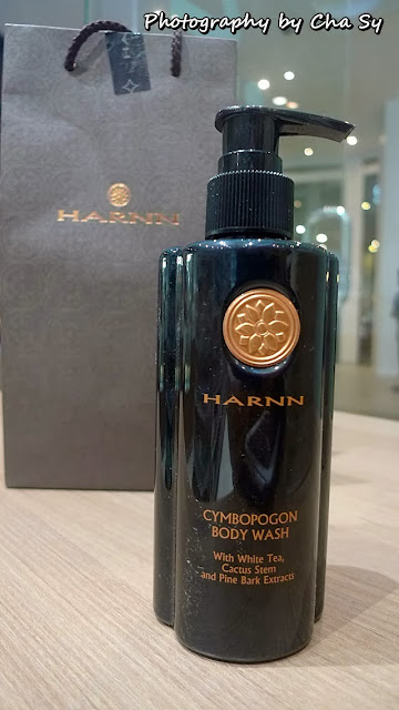 Harnn Cymbopogon Body Wash with white tea
