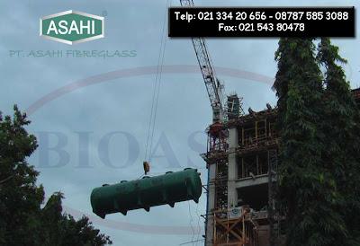 biological septic tank