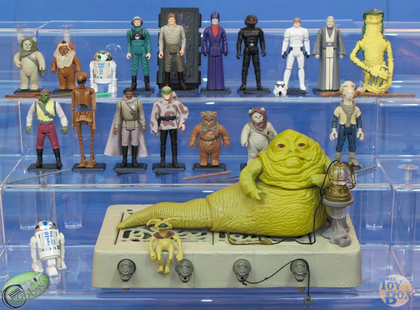 Old Star Wars Toys : The toy box october