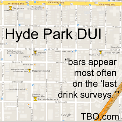 Hyde Park DUI Lawyer