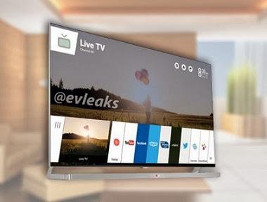 LG SMART TV 2014