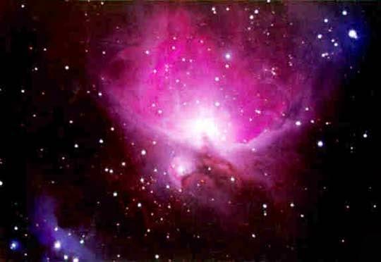 Nascimento das Estrelas ... Origem da Vida ... Nascimento da POTÊNCIA ...