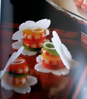 mukimono food carving