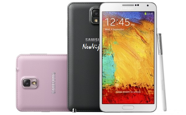 Samsung announced Samsung Galaxy Note 3_NewVijay