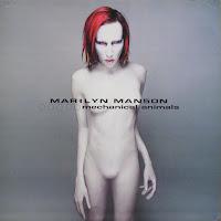 Mechanical Animals, marilyn manson, blog mortalha, albúm, 1998