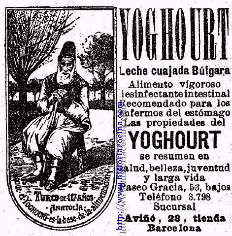 El Secreto del Yogur