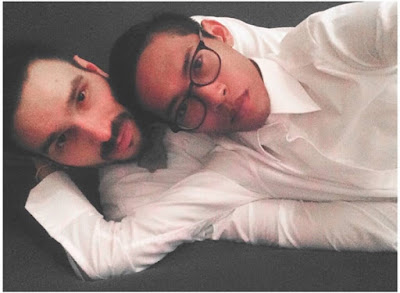 gay4 Sweet: Controversial Bullied Thai German couple before, are now happily married!