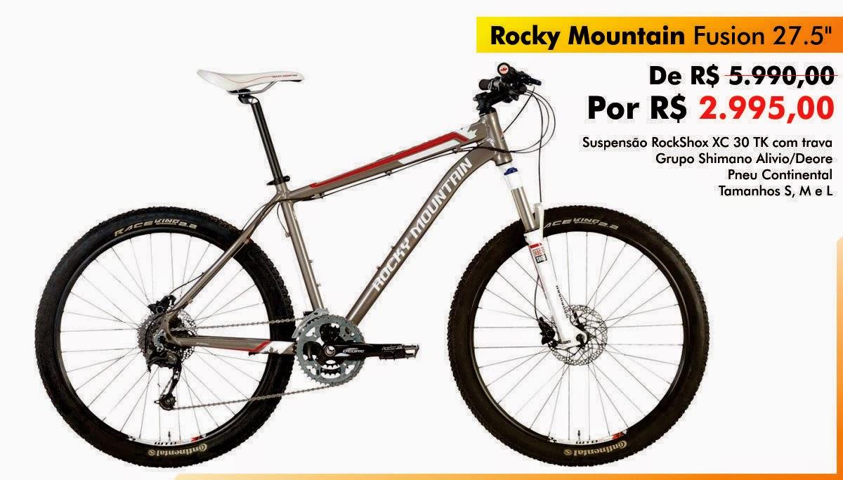 Rocky Mountain Fusion 27.5