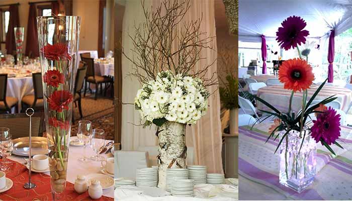 Beautiful Wedding Flowers Gerbera Wedding Flower Ideas