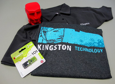 premios memorias Kingston camisetas promocion Memoria Kingston Mexico 2011
