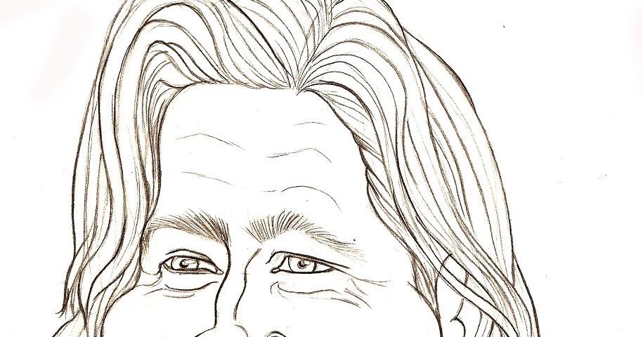TRAZOS LEMOS: Brad Pit... Brad Pitt