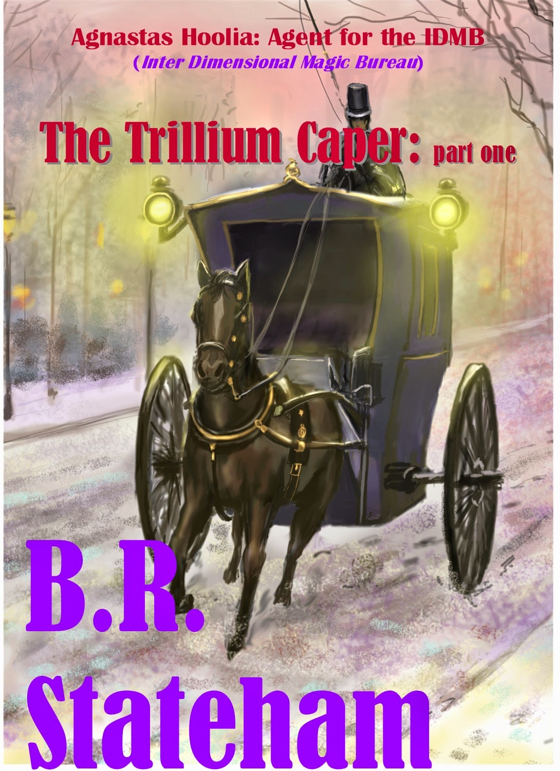 The Trillium Caper: Part 1