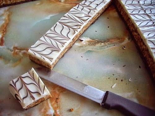 حلوة الرخامة ديكور و مذاق لذيذ
