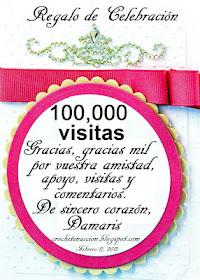 100mil visitas