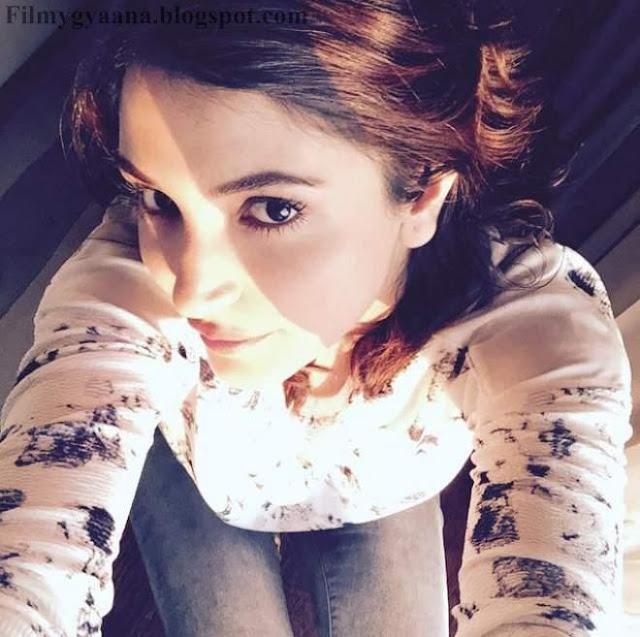 Anushka Sharma Instagram Pictures