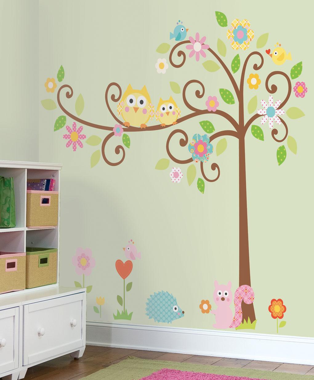 Wall Decals Kids Art Decor