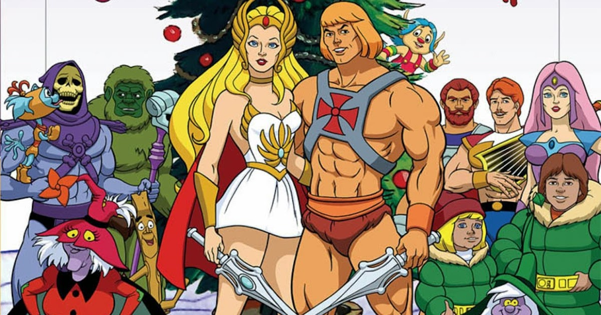 Wordsmithonia: He-Man & She-Ra: A Christmas Special - 1985