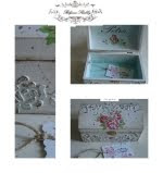 Retro Shabby Chic Skrinjica
