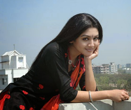 Actress Joya Ahasan