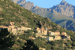 """Notre village """"Castirla"""""""
