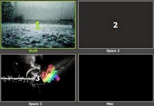 Software nSpaces Virtual Desktop: Desktop Banyak Tab