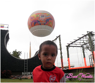 Sky Rides Festival Park Putrajaya. Belon Panas Gergasi Bertali Terbesar Pertama Di Malaysia. Taman Skyride Festival Putrajaya Best. Harga Tiket Sky Ride Balloon Putrajaya Malaysia