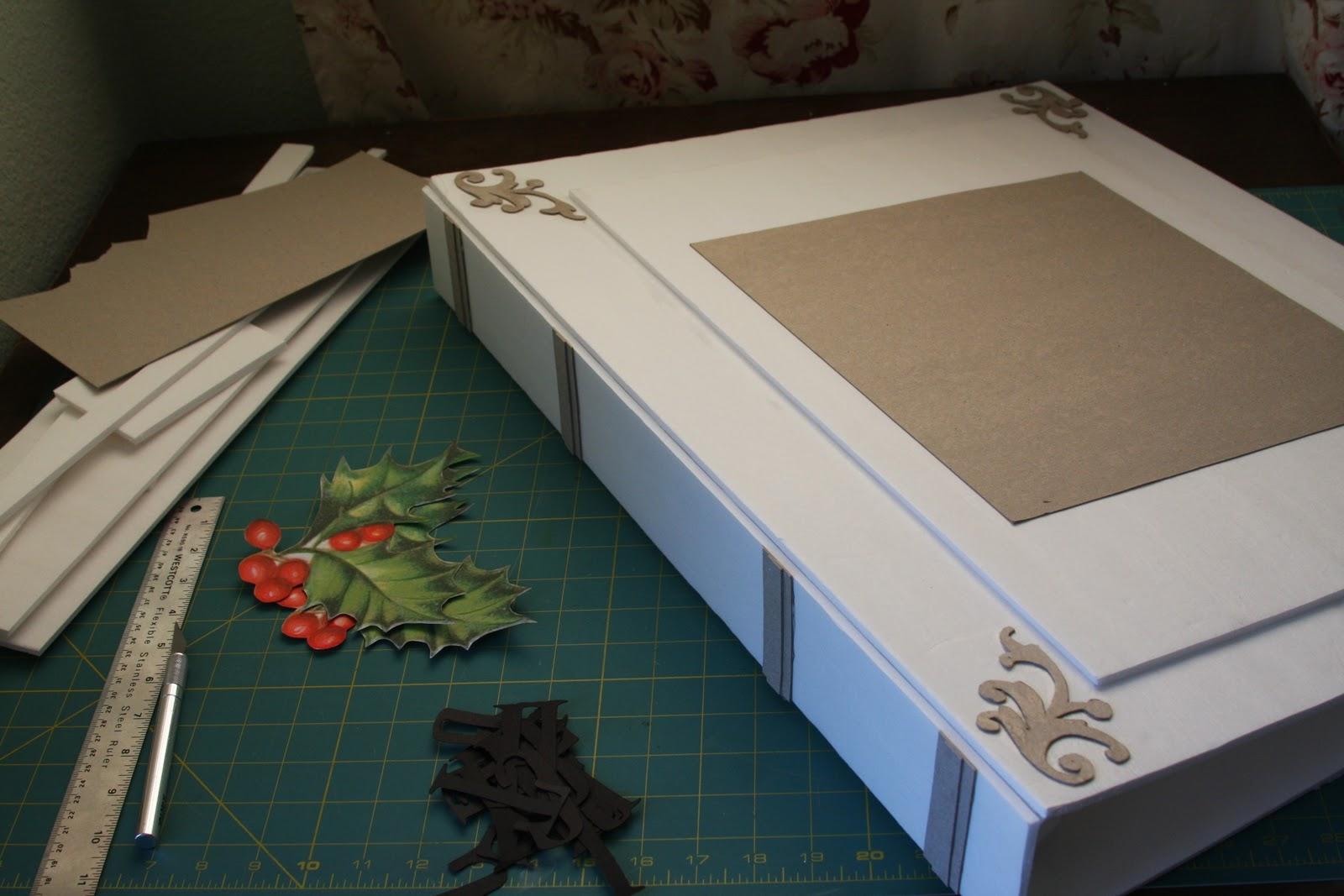 Beloved jane how to make large prop book for Build storybook