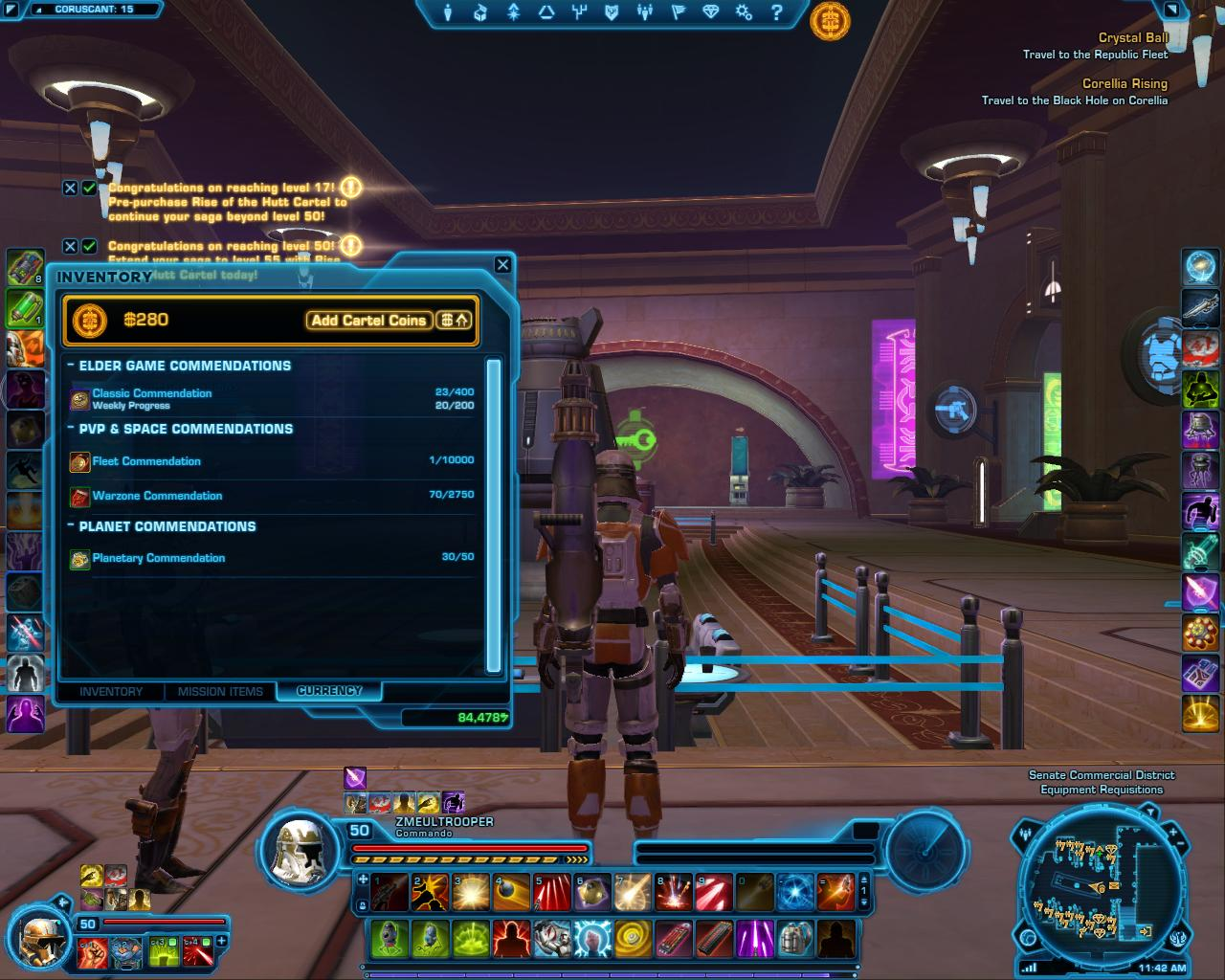 black hole commendations swtor - photo #21