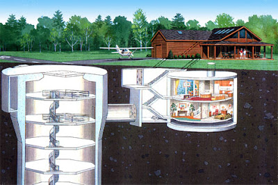 Underground House Floor Plan Ideas