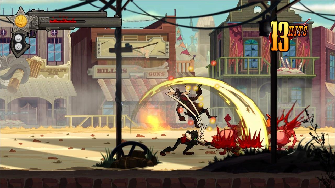 Dusty Revenge Co-Op Edition screenshots