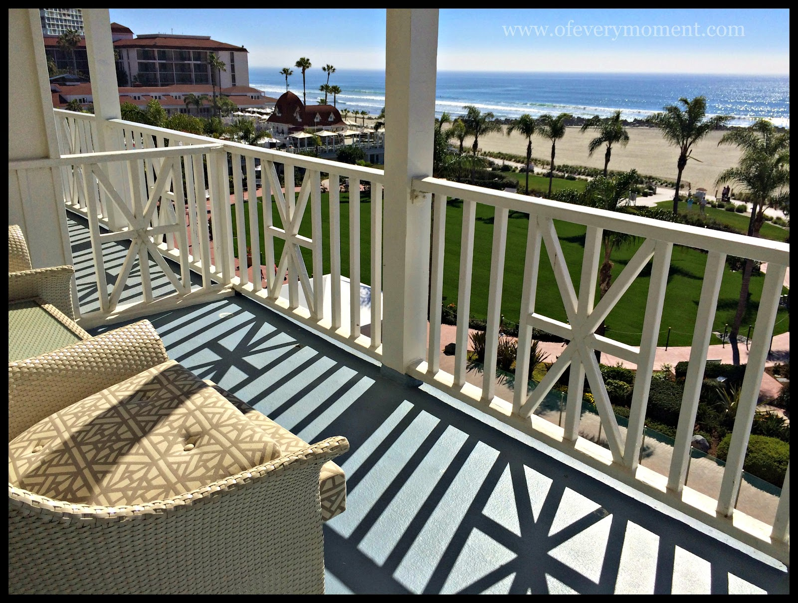 ocean view, Hotel del Coronado, vacation, resort, California