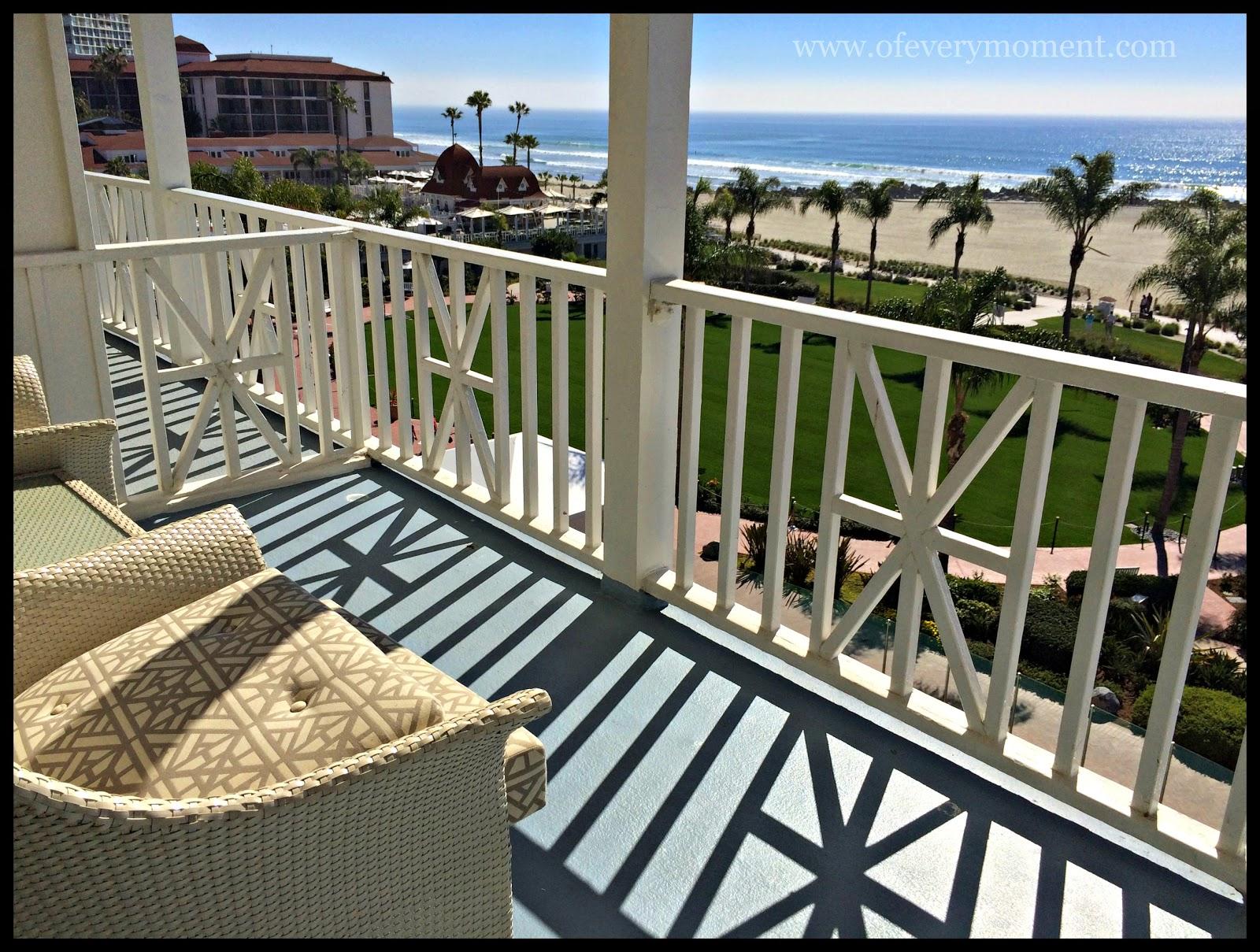 ocean view, Hotel del Coronado, vacation, resort, California