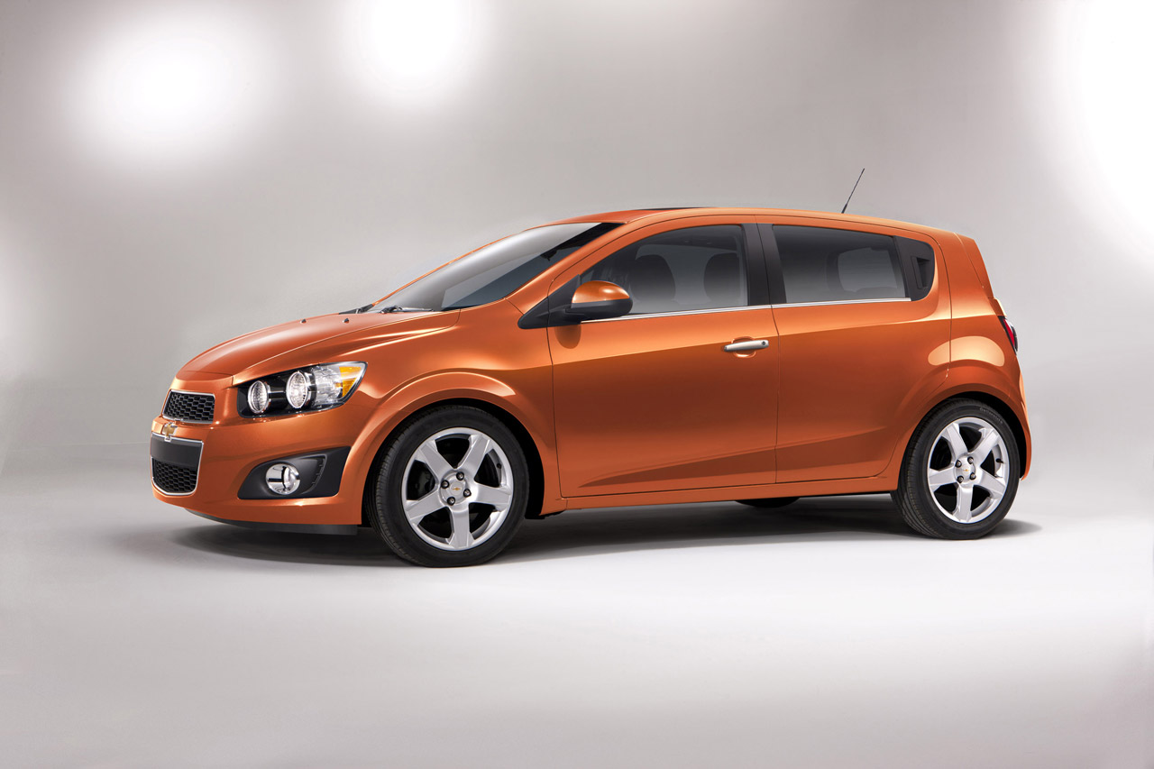 Chevrolet Sonic Hatchback 2012 (precios)