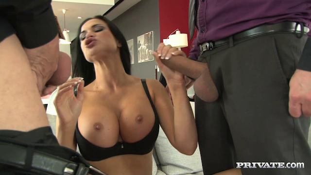 [Private] Jasmine Jae (Busty Jasmine Takes Two Dicks)