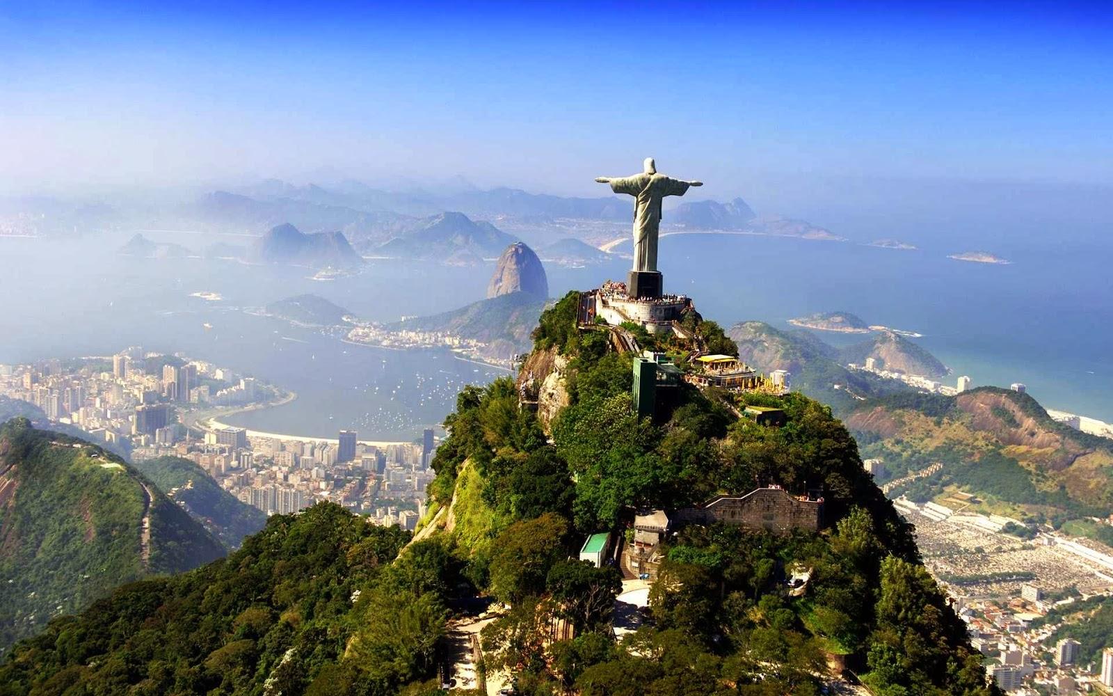Rio De Janeiro Place To Visit Beautiful Traveling Places