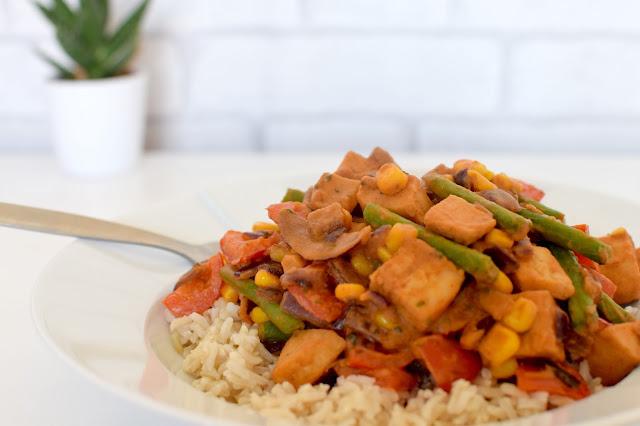 Blend Bros Thai Jungle Curry Recipe