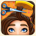 Hair Salon - Fun Kids Games App - Makeover Apps - FreeApps.ws