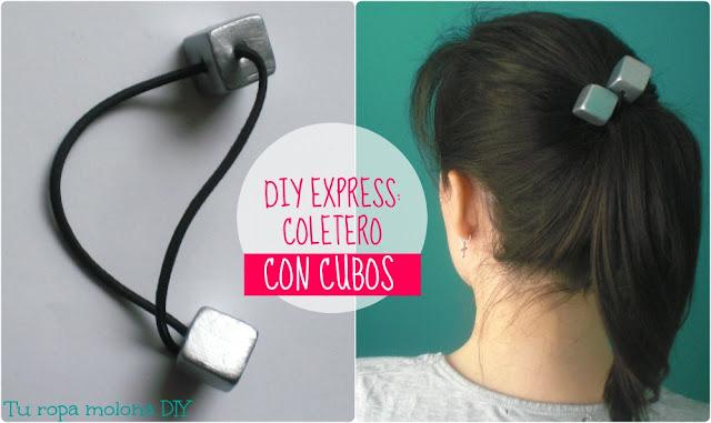 DIY EXPRESS coletero con cubos